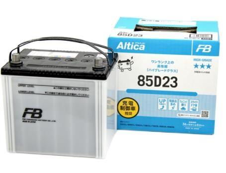 Аккумулятор FB Altica HIGH-GRADE 85D23L