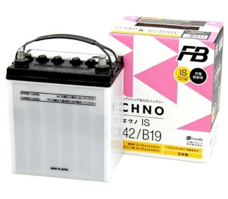 Аккумулятор FB ECHNO IS B19L