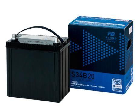 Аккумулятор AGM FURUKAWA BATTER FB HV S34B20L