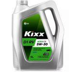Моторное масло Kixx D1 RV 5W30 C3 5л