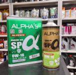 Масло моторное ALPHAS 0w16 SP/GF-6B 4л