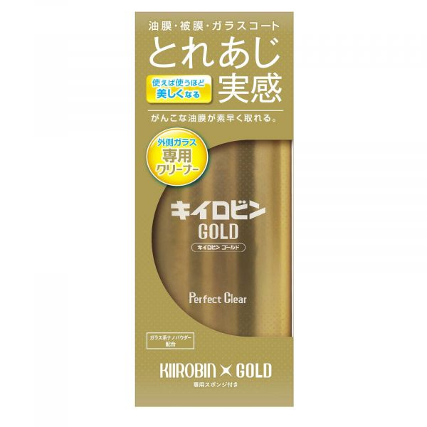 "Очиститель стекол Windshield Cleaner ""Kiiro-Bin GOLD"" 200гр"