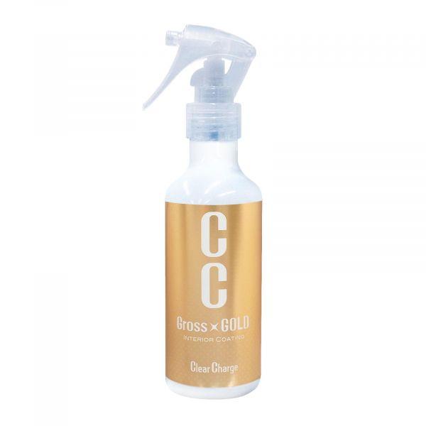"""Защитное покрытие-полироль для салона ProStaff Car Interior Coating Spray """"CC Gloss Gold Interior"""" 200мл"""