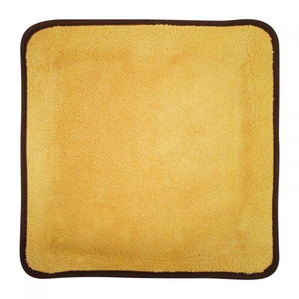 "Двухсторонняя салфетка из микрофибры 2way Microfiber Cloth ""CC Water Gold"""
