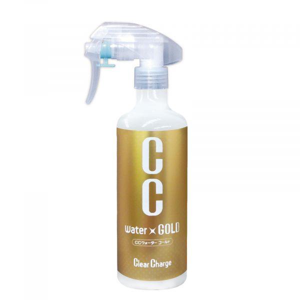 """Защитное покрытие-полироль ProStaff Car Body Coating Spray """"CC water GOLD"""" 300мл"""