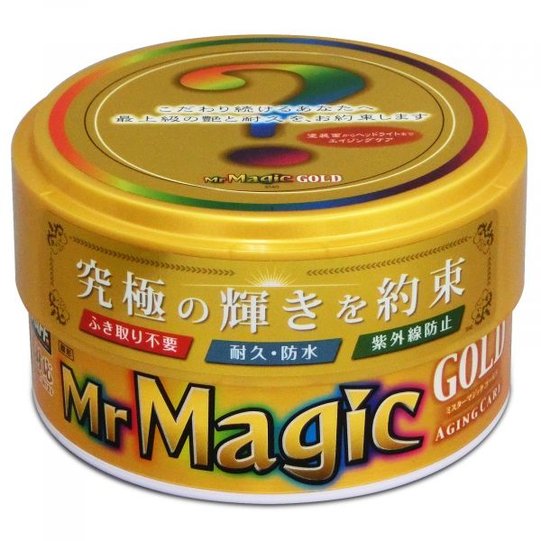 "Защитный воск Gloss Car Wax ""Mr. Magic Gold"""