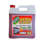 Антифриз Akira Coolant -40 красный 5л