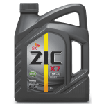 Дизельное моторное масло ZIC X7 DIESEL 5W30 6л