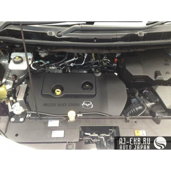 Mazda Biante, 2010