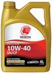 Моторное масло IDEMITSU 10W40 SN/СF, 4л