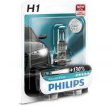Автолампа H1 PHILIPS  X-treme Vision +130% (блистер)