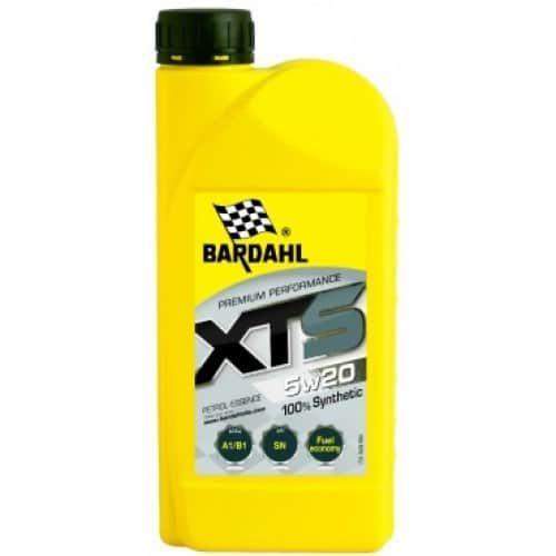 Моторное масло BARDAHL XTS 5W20 1л