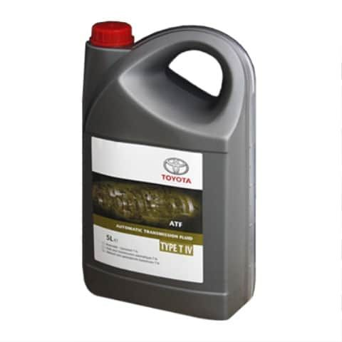Жидкость для АКПП Toyota ATF T-IV 5л