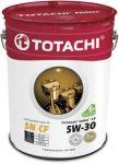 Масло моторное TOTACHI NIRO LV Semi-Synthetic SN/CF 5W30 19л