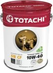 Масло моторное TOTACHI NIRO LV Semi-Synthetic SN 10W40 19л