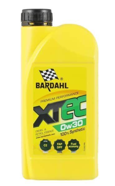 Моторное масло BARDAHL XTEC 0W30 1л