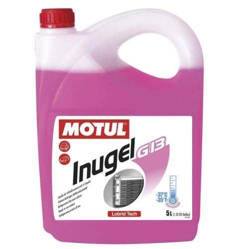MOTUL Антифриз Inugel G13 (-37) 5л