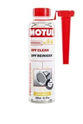 MOTUL Очиститель дизельных сажевых фильтров DPF Clean 300мл