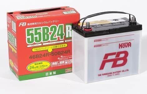Аккумулятор FB SUPER NOVA 55B24R